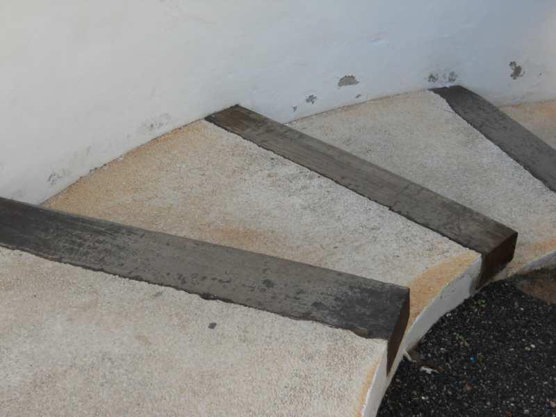 Diseo de escaleras exteriores gallery of escalera caracol - Escalera japonesa ...