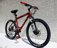 2007 Ibex Trophy Comp hardtail.