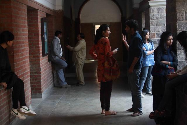 City Landmark – St Stephen's College, Delhi University