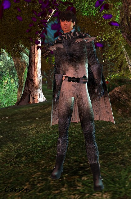 AdelleArts - Werewolf In Love Outfit