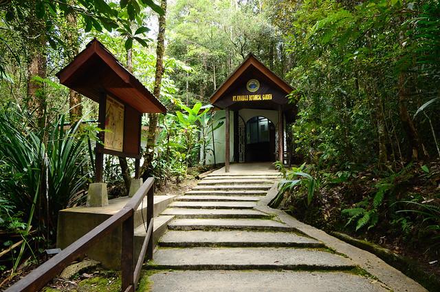 2012.03.30 Mt. Kinabalu Park / Botanical Garden
