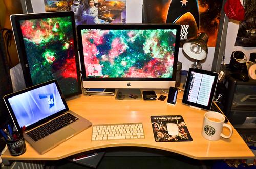 Current Workspace Setup