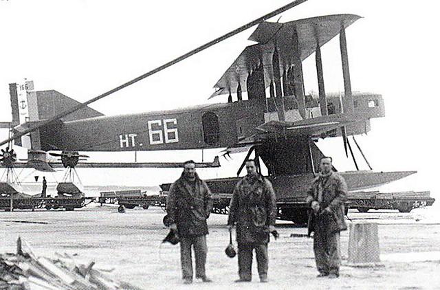 Farman F.166 Goliath H