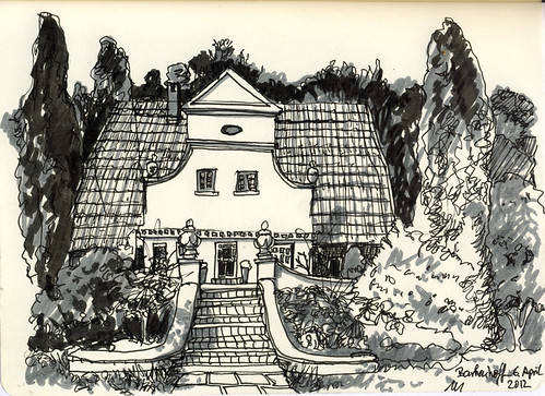 Worpswede Barkenhoff 2012 by manfred schloesser