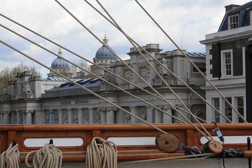 Cutty Sark Greenwich residents preview day