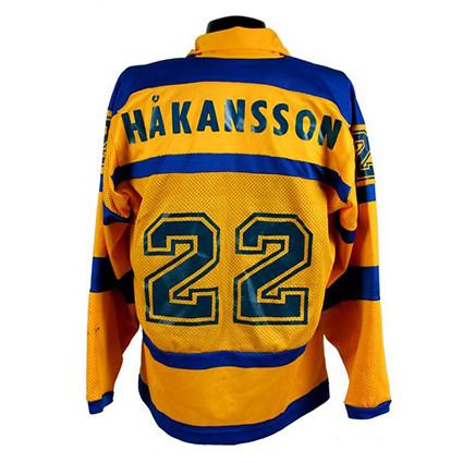 Sweden 1984 B jersey