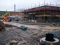 Aldi Bray construction