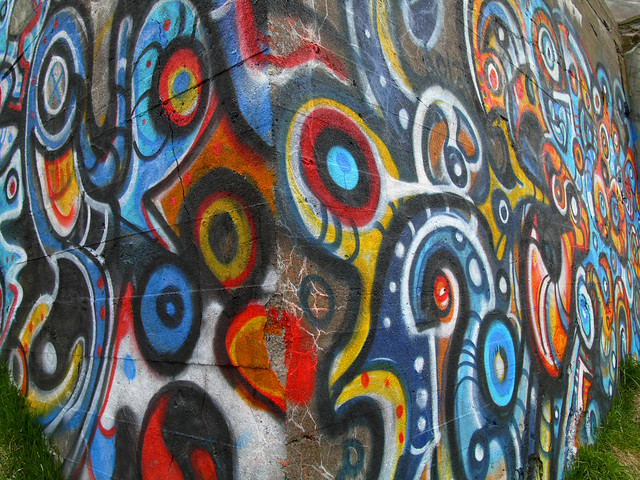 battery hill graffitti