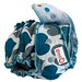 Argyle Hearts One-Size Fitted Diaper