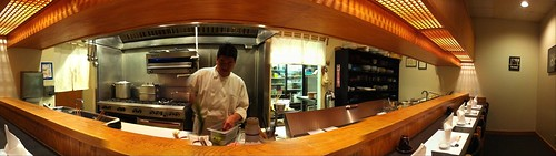 Assistant chef at Kihachi
