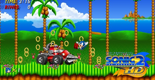 Sonic 2 HD [facilware]