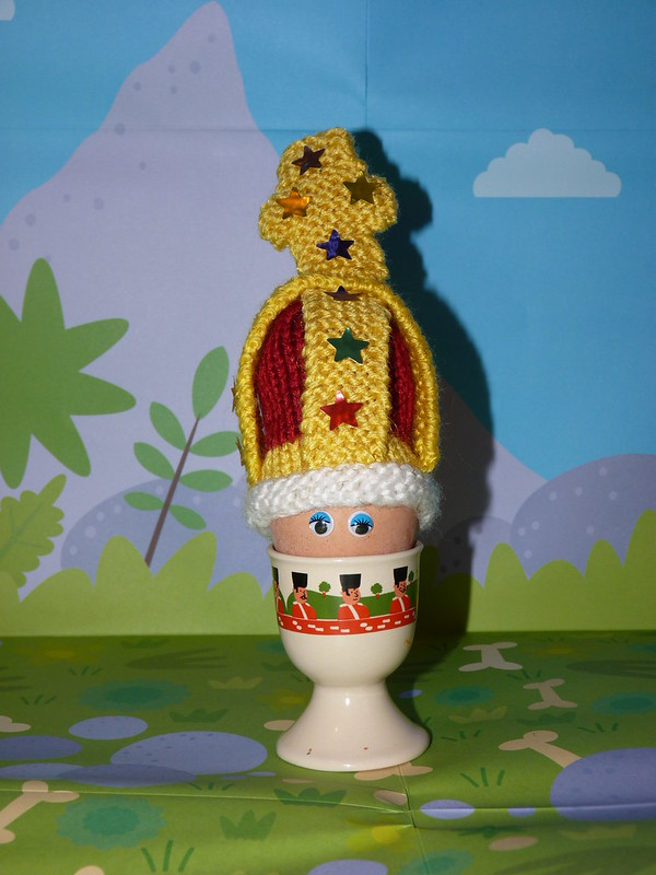 Decorated Easter Egg Competition Entry 2012