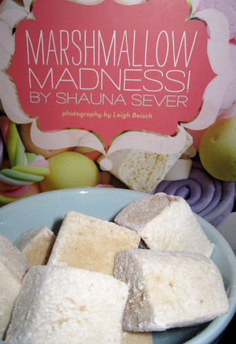 Root Beer Float Marshmallows