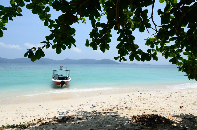 2012.03.31 Kota Kinabalu / Mamutik Island