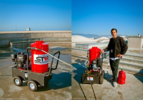 VSA Pressure Washer
