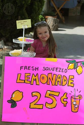 Fresh Squeezed Lemonade!