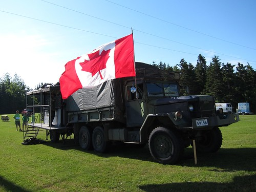 Canadian Forces at the Feast