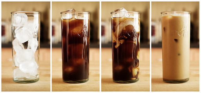 Iced Coffee Tych