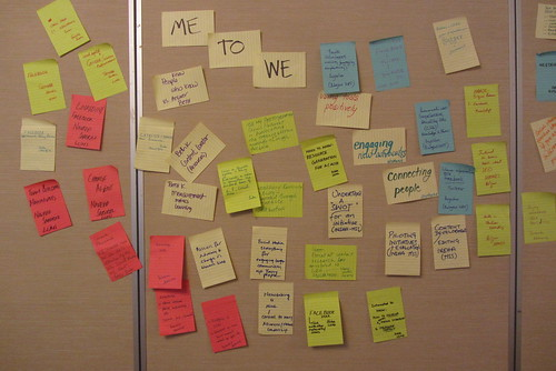 The Art Of Facilitating Meetings With Sticky Notes Beth Kanter