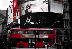 Londres / Piccadilly Circus