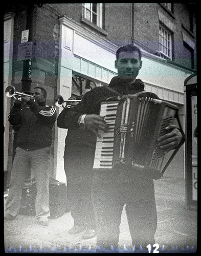 Accordionist by pho-Tony