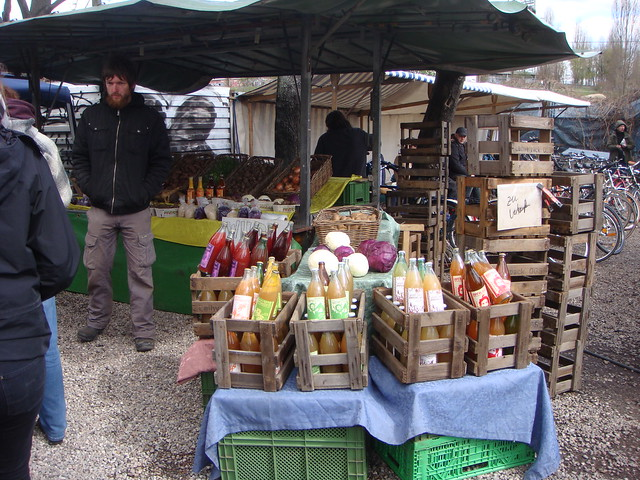 Organic farm products