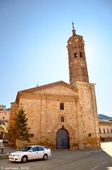 Iglesia de Santa María de Báguena, Teruel (Aragón, España)