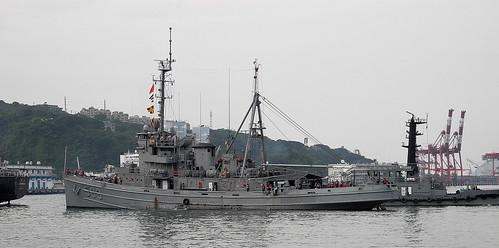 Keelung Naval Vessels