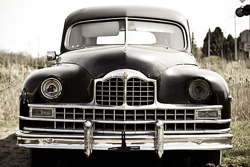 An Old And Forgotten Packard