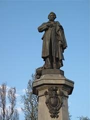 Adam Mickiewicz Monument, Warsaw
