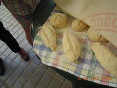 Pan fermentado - Merienda con pan