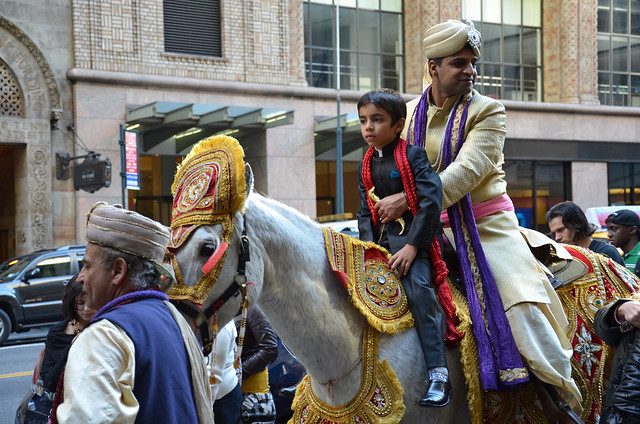 baraat in 42nd street
