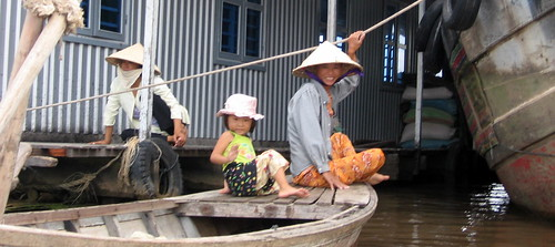 Mekong River Family