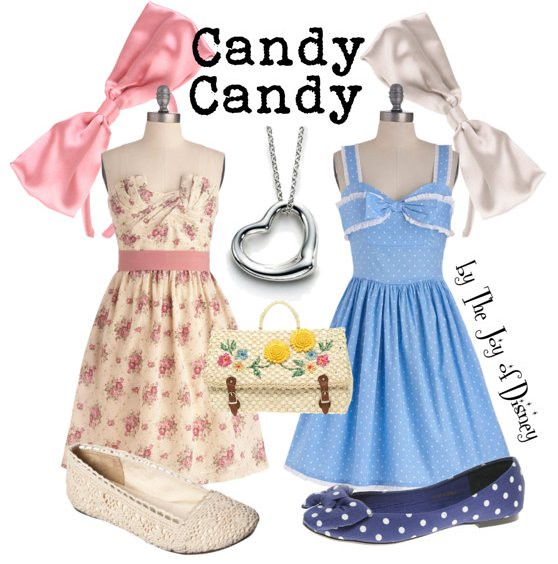 Inspired by: Candy Candy