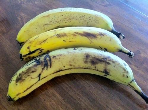 Ripened Bananas