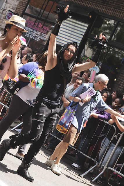 Gay Pride Parade NYC