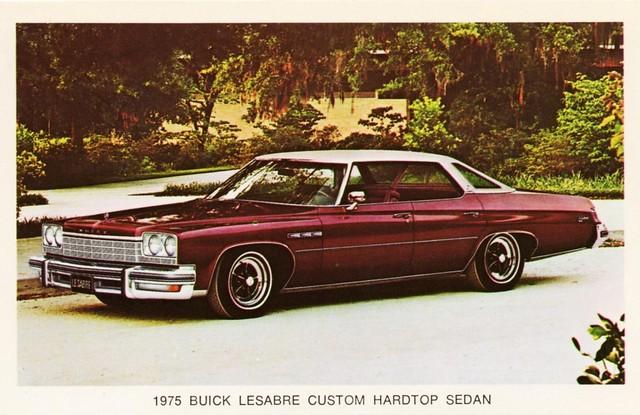 1975 buick lesabre custom hardtop sedan flickr photo. Black Bedroom Furniture Sets. Home Design Ideas