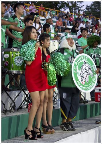 Phuket FC Cheerleaders