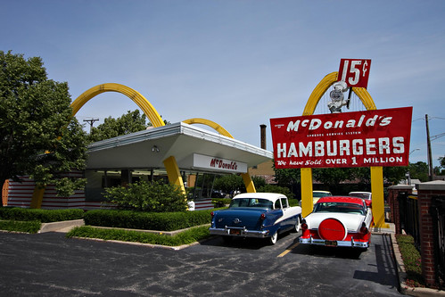 McDonald's #1 Store Museum, Des Plaines, Ill
