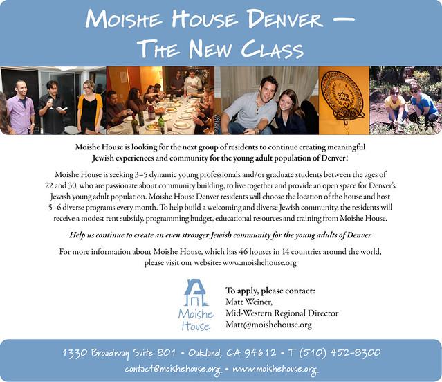 Moishe House Denver