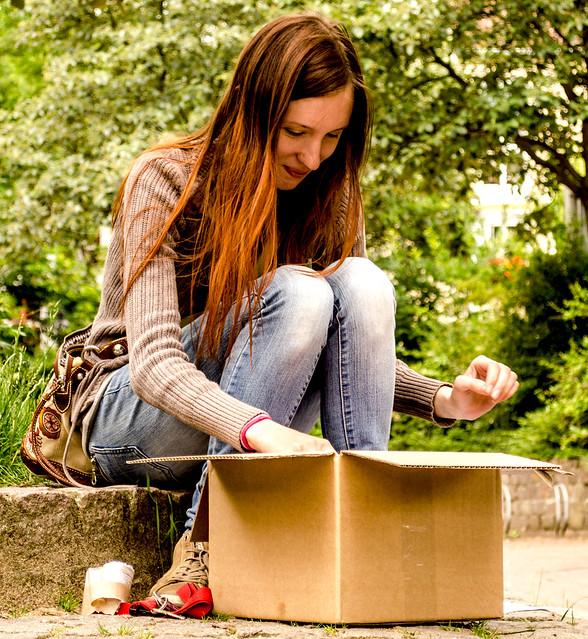 Ein Geschenk? (www.pusteblumenbaby.de)