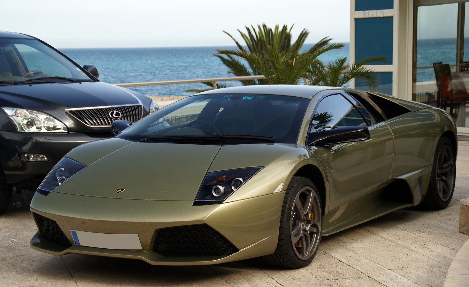 Lamborghini LP640 | Verde Draco | By: RGT3 Pics | Flickr ...