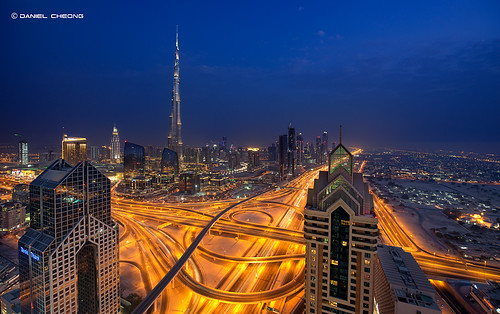 The Veins Of Dubai #13