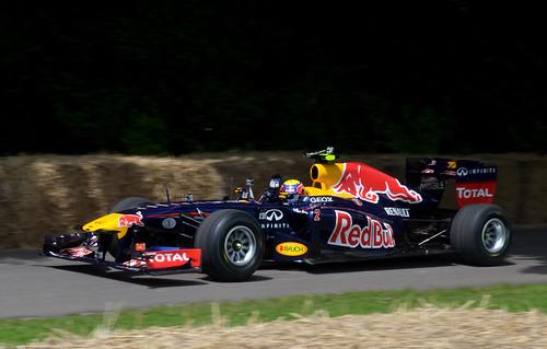 Mark Webber, Red Bull - Renault RB7