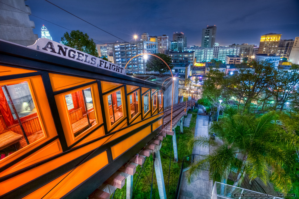Angels Flight!
