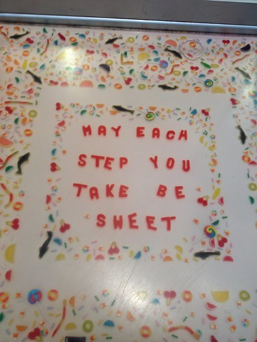 Candy Stairs Message #2