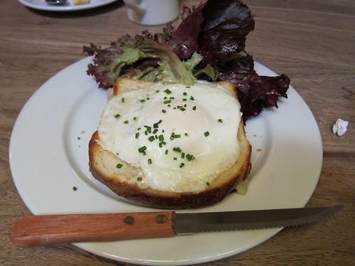 fried egg, Park Chow IMG_0596