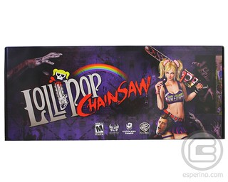 Lollipop Chainsaw Press Kit Unboxing