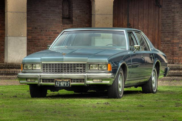 Chevrolet Caprice Classic  U0026 39 78
