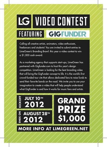 LimeGreen's Video Contest